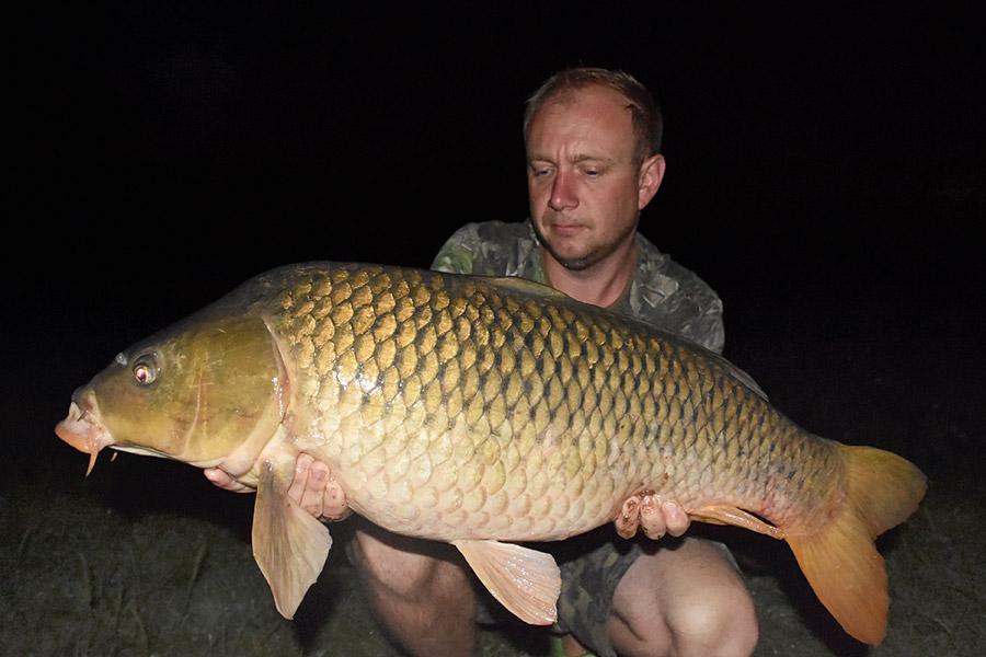 Рыбалка во Франции на карпа