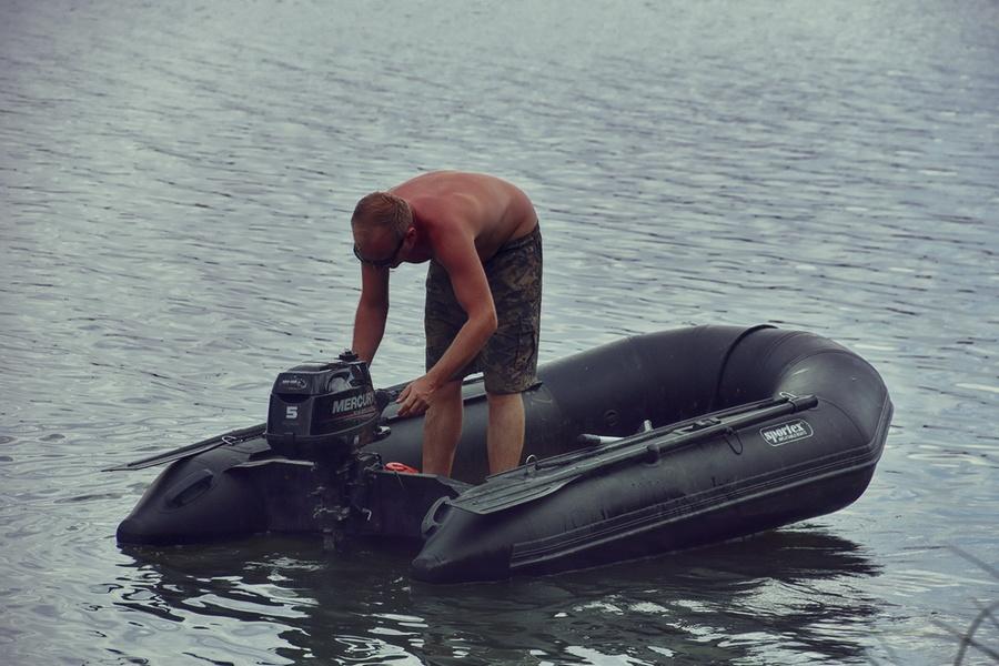Лодка sportex Nutria 285